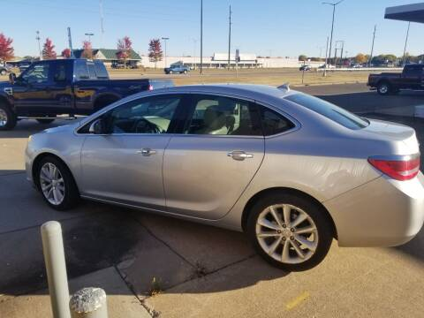 2013 Buick Verano for sale at Clairemont Motors in Eau Claire WI