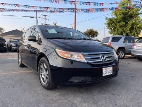 2011 Honda Odyssey for sale at Tristar Motors in Bell CA
