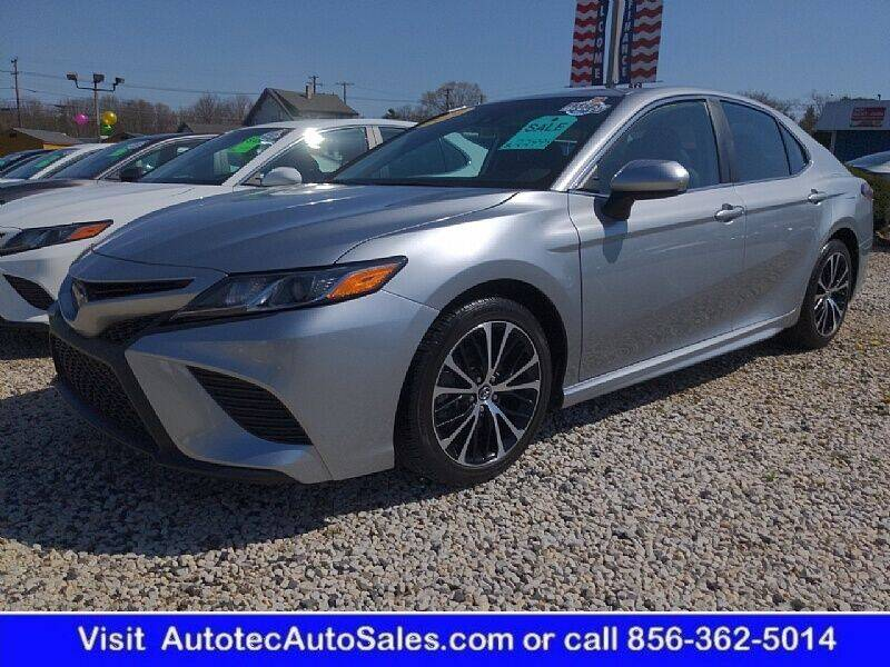 2020 Toyota Camry for sale at Autotec Auto Sales in Vineland NJ