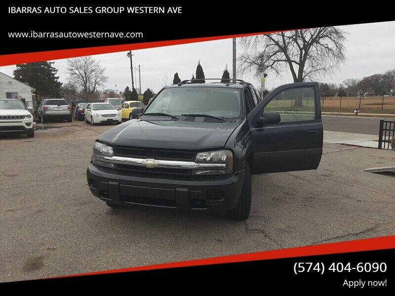 2005 Chevrolet TrailBlazer for sale at Ibarras Group - IBARRAS AUTO SALES GROUP WESTERN AVE in South Bend IN