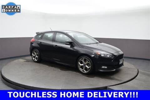 2018 Ford Focus for sale at M & I Imports in Highland Park IL