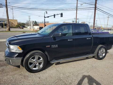 2014 RAM Ram Pickup 1500 for sale at Towne Auto Sales in Medina OH