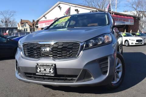 2020 Kia Sorento for sale at Foreign Auto Imports in Irvington NJ
