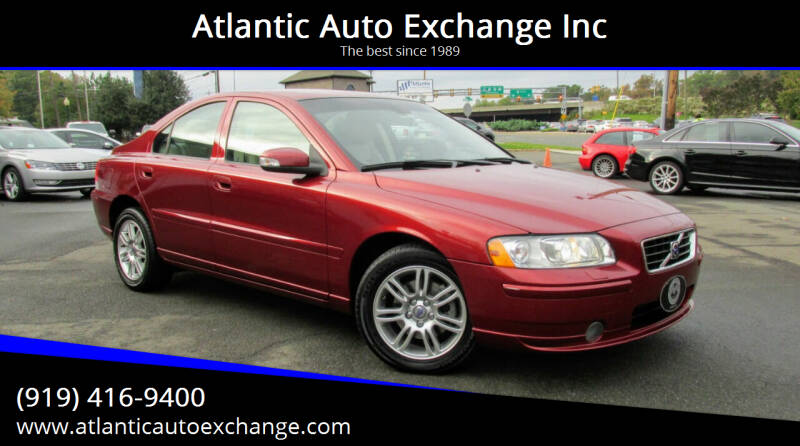 2009 Volvo S60 for sale at Atlantic Auto Exchange Inc in Durham NC