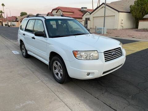 2006 Subaru Forester for sale at EV Auto Sales LLC in Sun City AZ