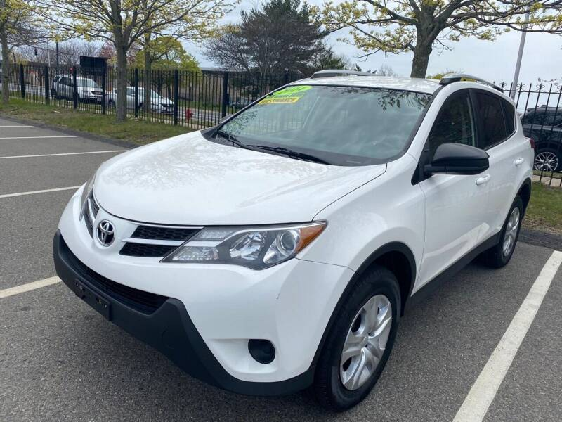 2014 Toyota RAV4 for sale at Commercial Street Auto Sales in Lynn MA