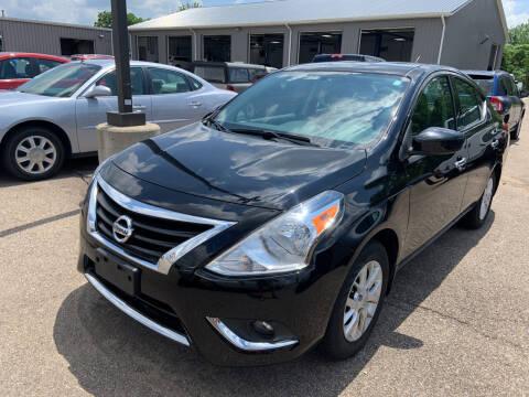 2015 Nissan Versa for sale at Blake Hollenbeck Auto Sales in Greenville MI