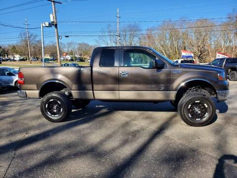 2006 Ford F-150 for sale at CANDOR INC in Toms River NJ