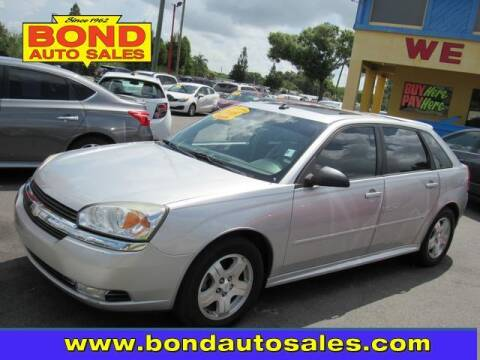 2005 Chevrolet Malibu Maxx for sale at Bond Auto Sales in St Petersburg FL