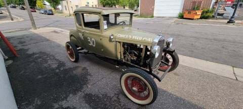 1930 Ford Model A for sale at Midwest Classic Car in Belle Plaine MN