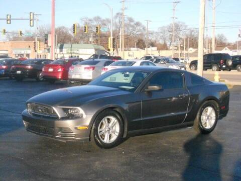 2014 Ford Mustang for sale at Windsor Auto Sales in Loves Park IL