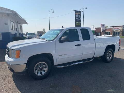 2011 GMC Sierra 1500 for sale at Street Dreams LLC in Orem UT