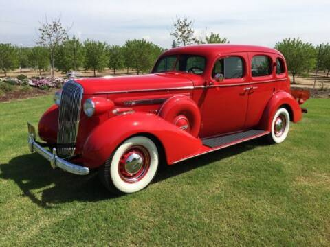 1936 Buick Century for sale at Classic Car Deals in Cadillac MI