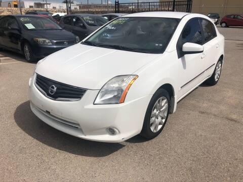 2011 Nissan Sentra for sale at Legend Auto Sales in El Paso TX