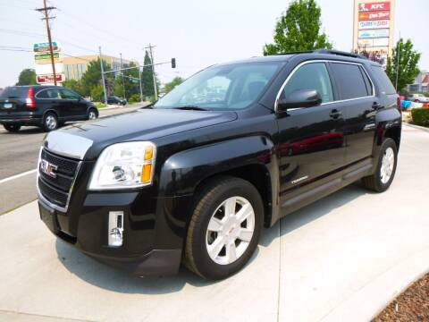 2012 GMC Terrain for sale at Ideal Cars and Trucks in Reno NV