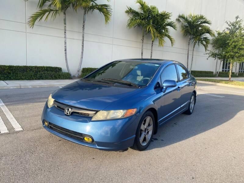 2008 Honda Civic for sale at Keen Auto Mall in Pompano Beach FL