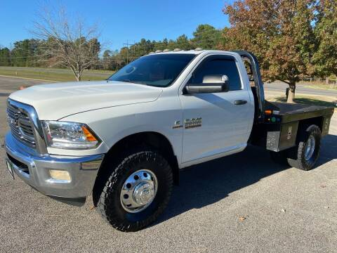 2017 RAM Ram Pickup 3500 for sale at JCT AUTO in Longview TX