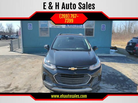 2019 Chevrolet Trax for sale at E & H Auto Sales in South Haven MI