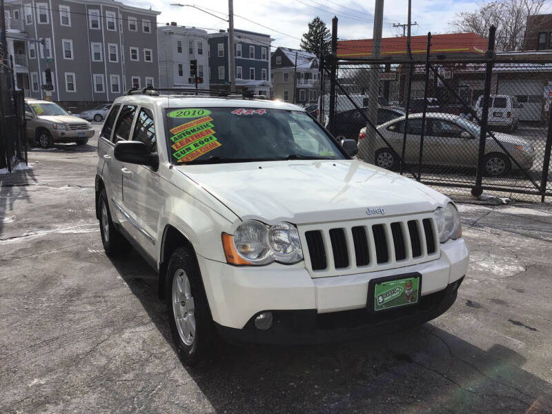2010 Jeep Grand Cherokee for sale at Adams Street Motor Company LLC in Dorchester MA
