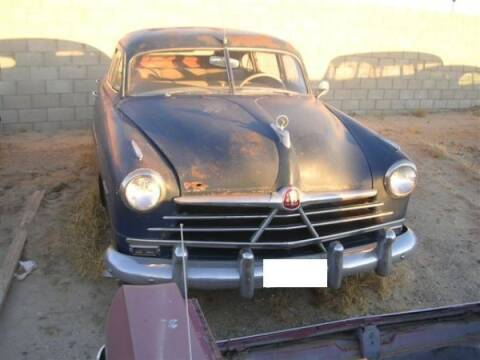 1950 Hudson Pacemaker for sale at Haggle Me Classics in Hobart IN