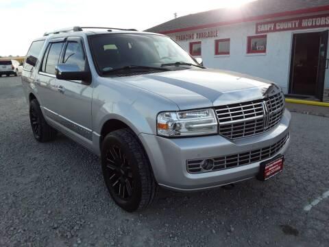 2010 Lincoln Navigator for sale at Sarpy County Motors in Springfield NE