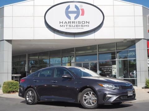 2019 Kia Optima for sale at Harrison Imports in Sandy UT