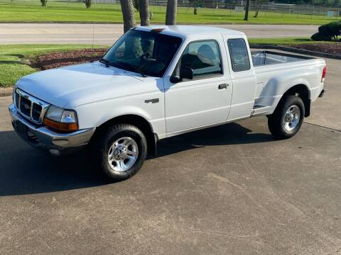 2000 Ford Ranger for sale at M A Affordable Motors in Baytown TX