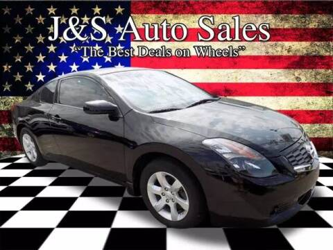 2008 Nissan Altima for sale at J & S Auto Sales in Clarksville TN