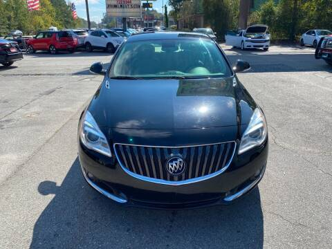 2015 Buick Regal for sale at J Franklin Auto Sales in Macon GA