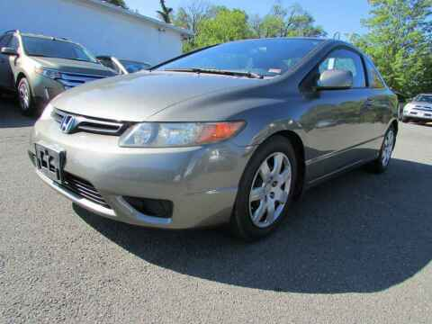 2007 Honda Civic for sale at Purcellville Motors in Purcellville VA