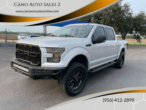 2016 Ford F-150 for sale at Cano Auto Sales 2 in Harlingen TX