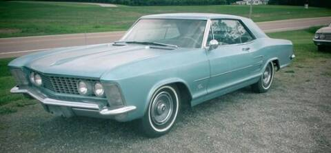1963 Buick Riviera for sale at BSTMotorsales.com in Bellefontaine OH