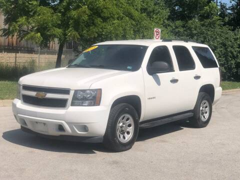 2013 Chevrolet Tahoe for sale at Posen Motors in Posen IL