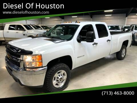 2014 Chevrolet Silverado 3500HD for sale at Diesel Of Houston in Houston TX