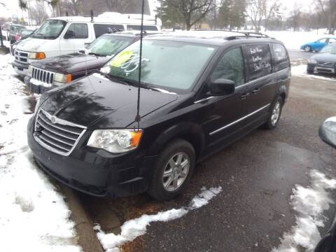 2010 Chrysler Town and Country for sale at Continental Auto Sales in White Bear Lake MN