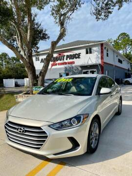 2017 Hyundai Elantra for sale at All About Price in Bunnell FL