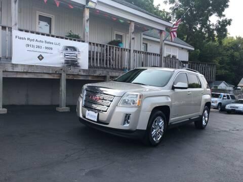 2015 GMC Terrain for sale at Flash Ryd Auto Sales in Kansas City KS