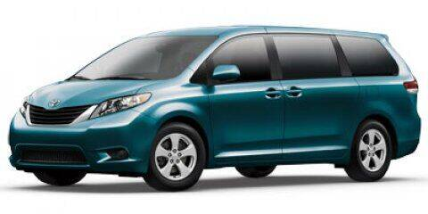2012 Toyota Sienna for sale at DAVID McDAVID HONDA OF IRVING in Irving TX