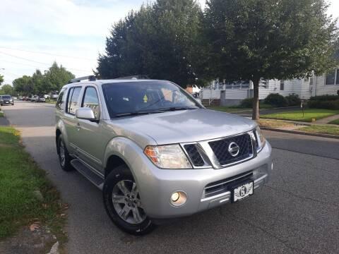 2010 Nissan Pathfinder for sale at K & S Motors Corp in Linden NJ