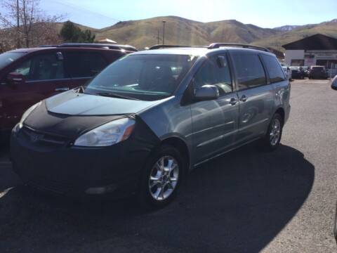 2005 Toyota Sienna for sale at Small Car Motors in Carson City NV