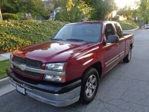 2005 Chevrolet Silverado 1500 for sale at Inspec Auto in San Jose CA