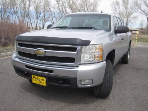 2011 Chevrolet Silverado 1500 for sale at Pollard Brothers Motors in Montrose CO