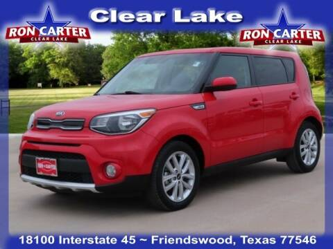 2018 Kia Soul for sale at Ron Carter  Clear Lake Used Cars in Houston TX