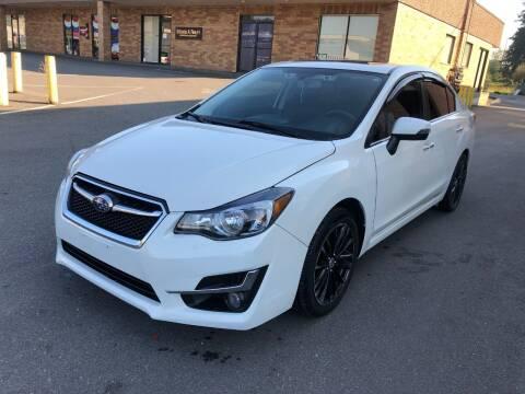 2016 Subaru Impreza for sale at KARMA AUTO SALES in Federal Way WA