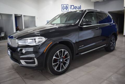 2015 BMW X5 for sale at iDeal Auto Imports in Eden Prairie MN