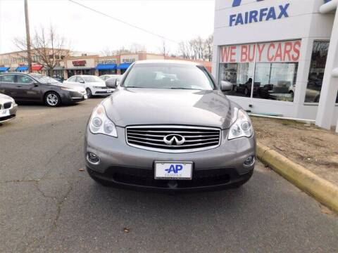 2008 Infiniti EX35 for sale at AP Fairfax in Fairfax VA