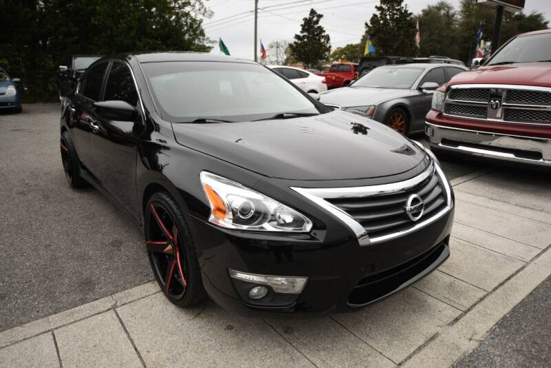 2015 Nissan Altima for sale at Grant Car Concepts in Orlando FL