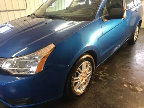 2010 Ford Focus for sale at CESSNA MOTORS INC in Bedford PA
