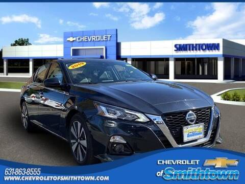 2019 Nissan Altima for sale at CHEVROLET OF SMITHTOWN in Saint James NY