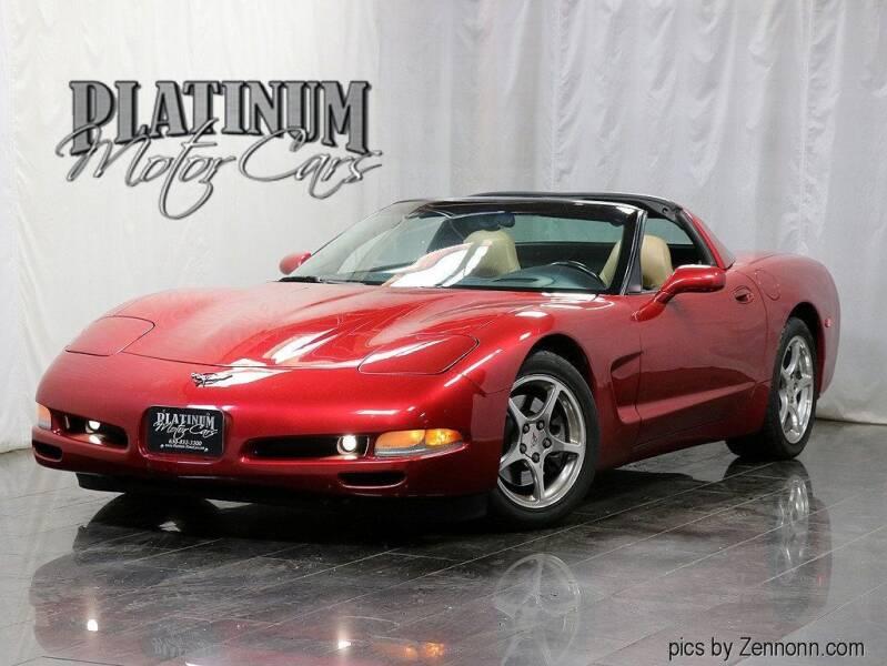 2001 Chevrolet Corvette for sale in Northbrook, IL